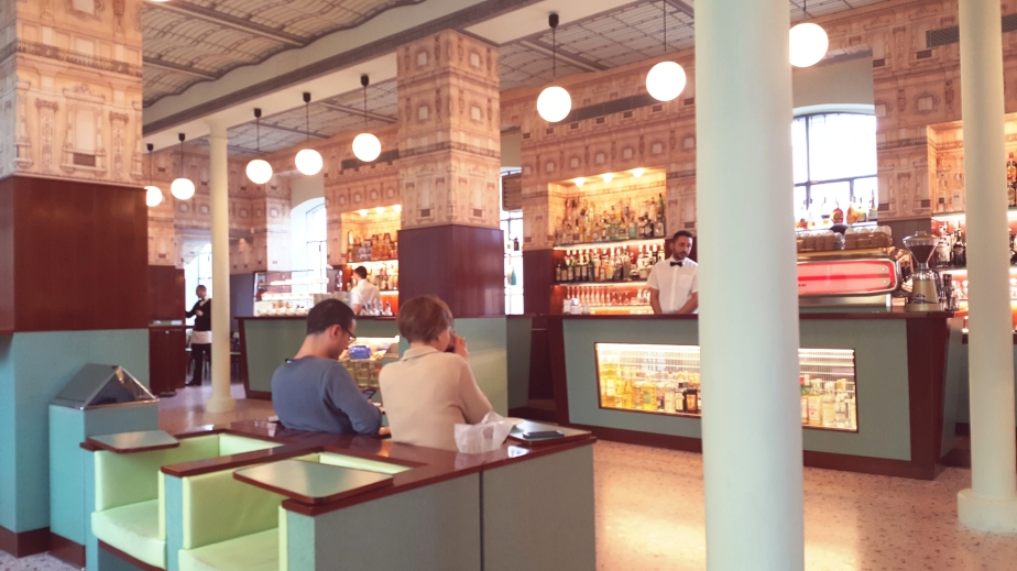 Milan, Italy: Chasing da Vinci, discovering architectural wonders and visiting a Wes Anderson designedcafé