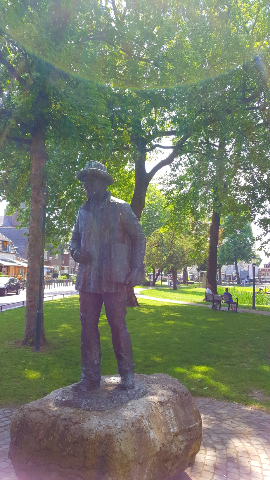 Eindhoven & Nuenen, the Netherlands: Discovering the town once home to Vincent van Gogh